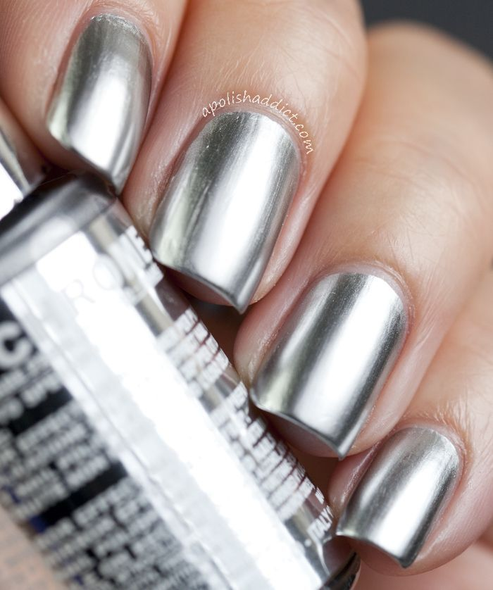 Chrome Nail Polish, Chrome