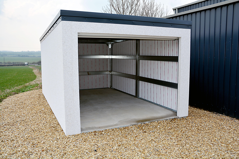 Flat Roof Garage 1 Flat Roof Flat Roof Garage Plans Dom Garazh