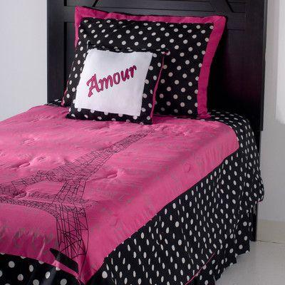 Comforter Sets - Type: Comforter / Comforter Set-Duvet Set-Matelasse Set-Quilt / Coverlet Set, Size: Twin   Wayfair