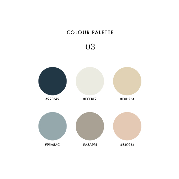 5 Minimalist Colour Palettes We Love In 2020 Color Palette