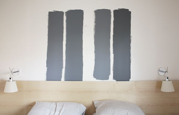 They are from left to right silver streak eclipse for Benjamin moore slate grey