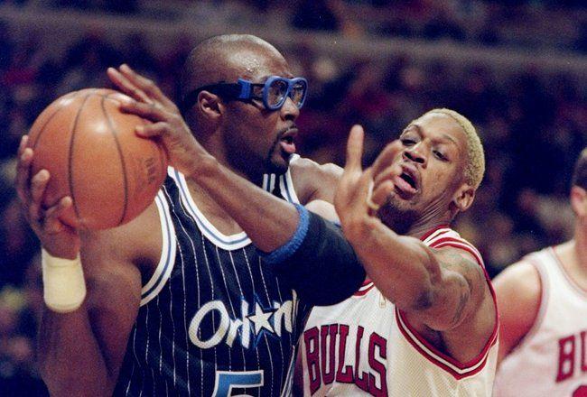 Horace Grant y Dennis Rodman, dos jugadores especiales
