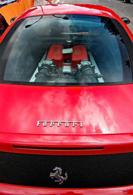 Ferrari 360 Modena by Eli K Hayasaka, via Flickr