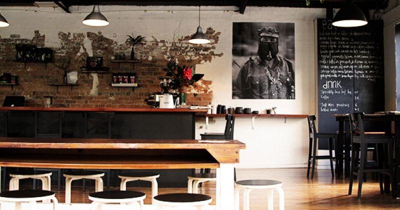 Hoo Ha Bar, South Brisbane. Industrial fit out.
