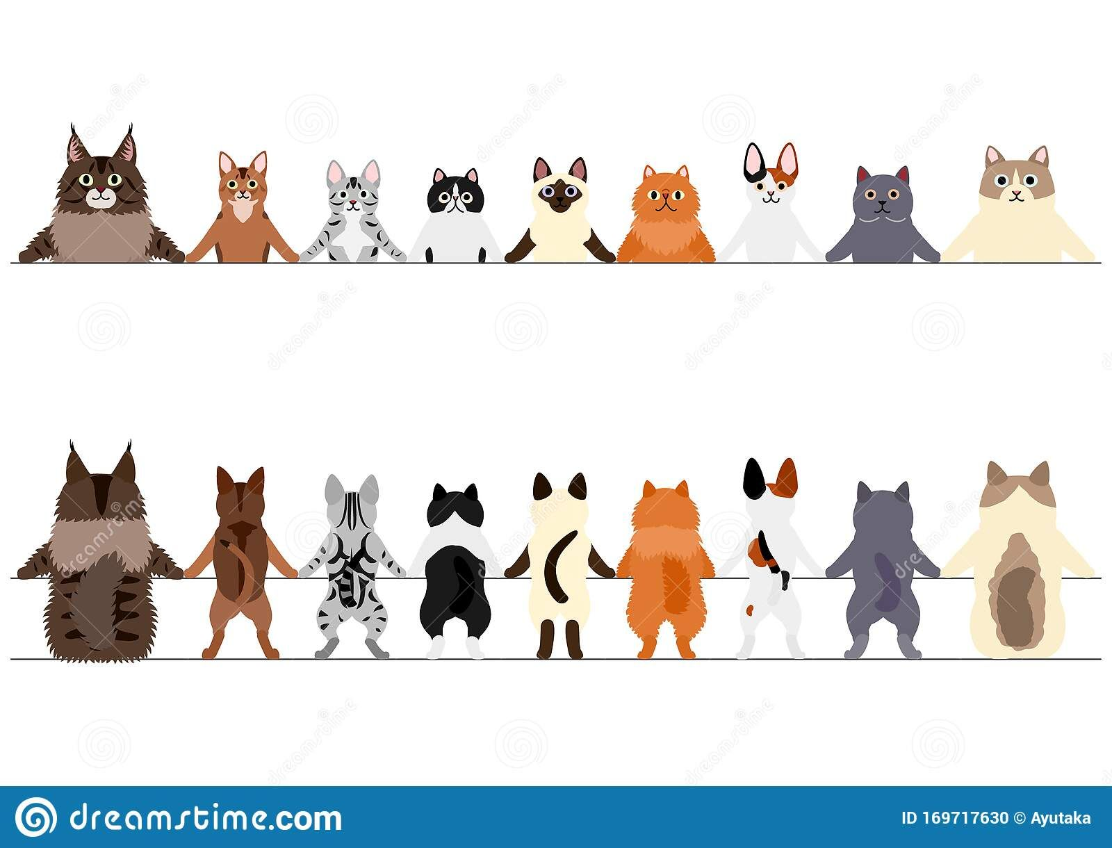 Pin By Maria Hladyschuk On Fotoshop Cat Clipart Cat Illustration Smiling Cat