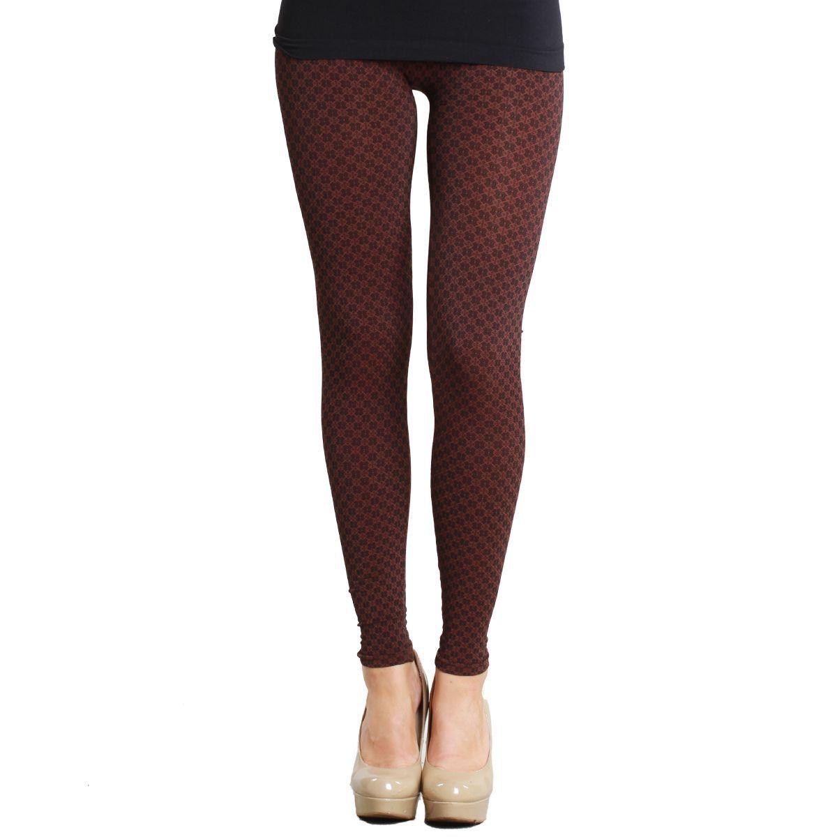 Nikibiki Textured Ankle Length Leggings