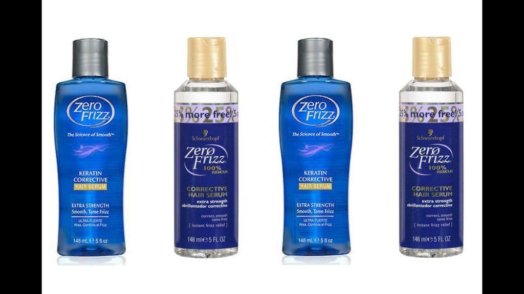 سيروم زيرو فريز الاصلي للشعر Zero Frizz سعر وفوائد وطريقة الاستخدام Hair Frizz Hair Lengthening Hair Serum
