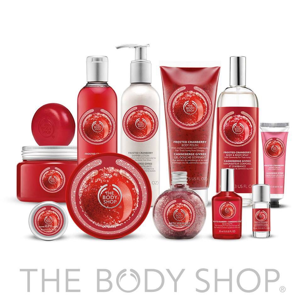 Bodyshop The Body Shop Rose Wine Bottle Wine Bottle