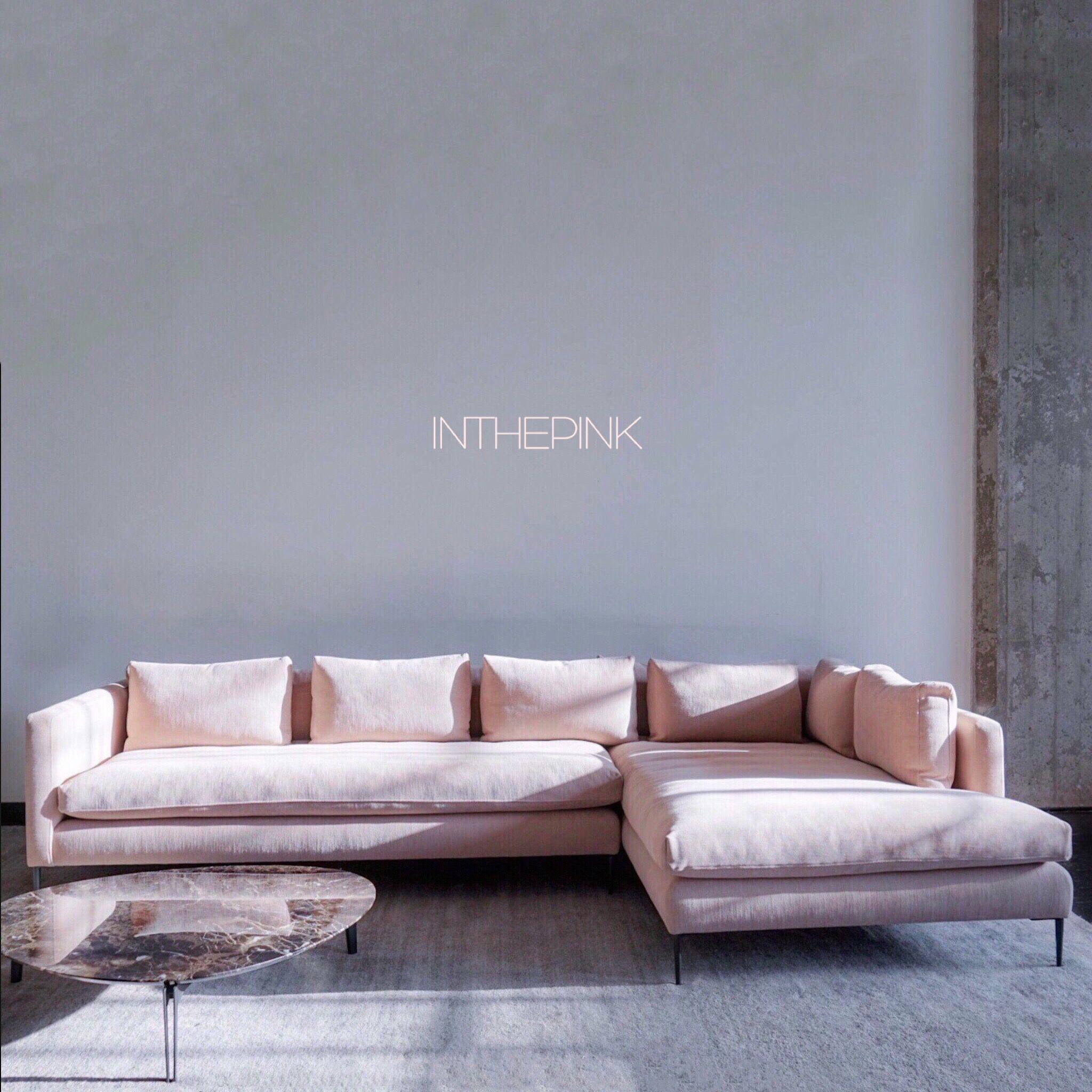Modern Lounge Sectional In 2020 Modern Lounge Sofa Design Montauk Sofa