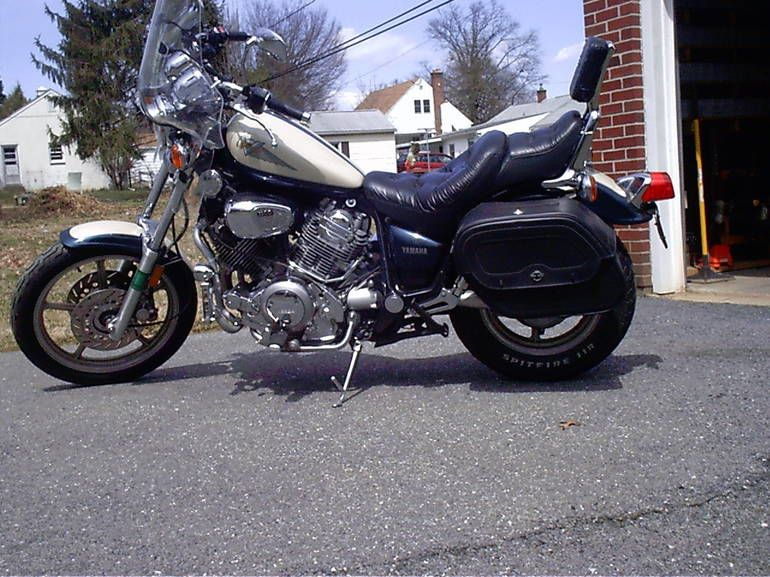 1995 Yamaha Virago 1100 Lancaster Pa Cycletrader Com Yamaha Virago Motorcycles For Sale Yamaha Cafe Racer