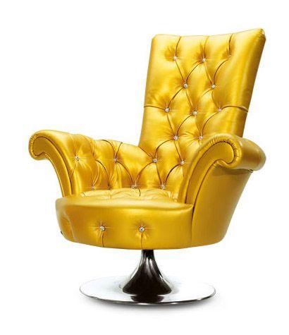Yellow Furniture By Bretz Stoelen Sofa S
