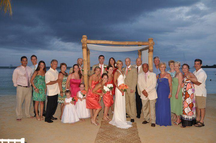 Sandals Negril Destination Wedding Jamaica Beach Vip Vacations Top Agency