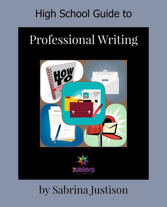 High School Guide to Professional Writing in 2020 (With