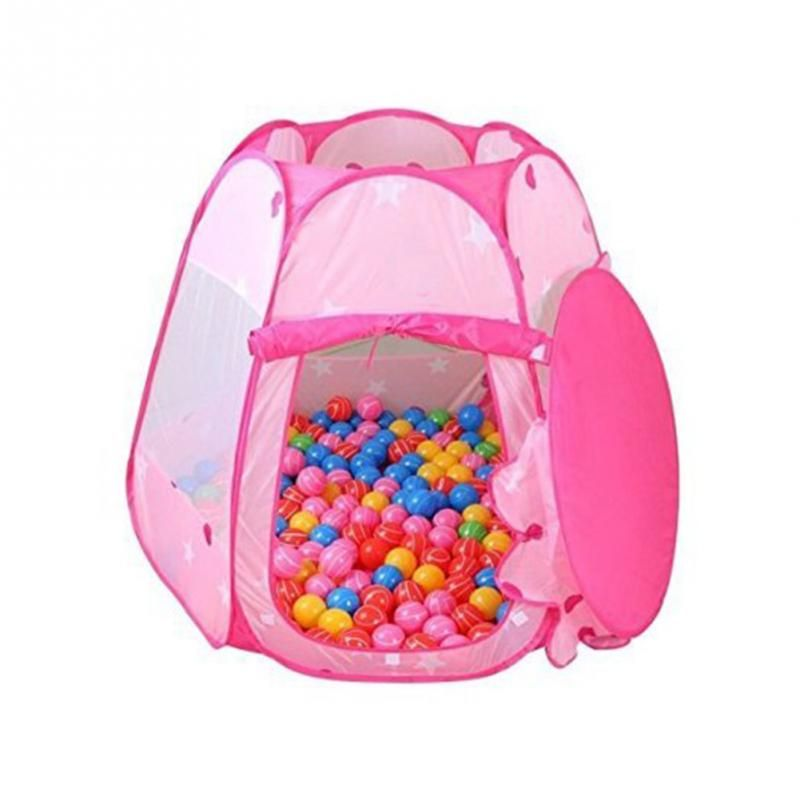 Cheap play house Buy Quality princess play tent directly from China princess play Suppliers Portable Folding Children Hexagonal Princess Play Tent Ball ...  sc 1 st  Pinterest & Portable Folding Children Hexagonal Princess Play Tent Ball Pit ...