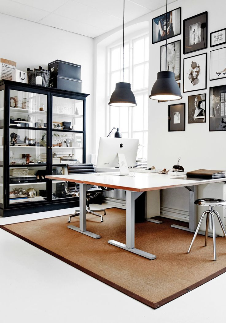 5 Creative Spaces We Love And How To Get The Looks Home Office