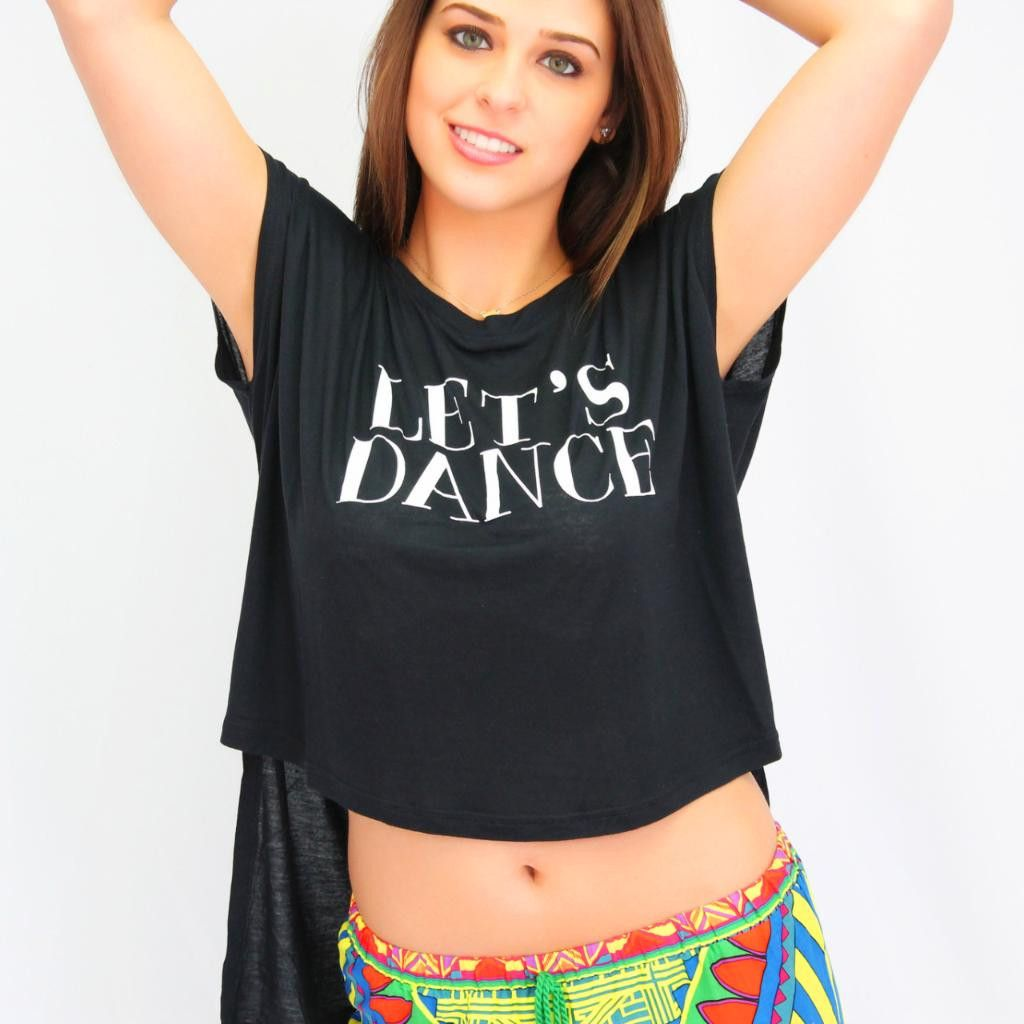 SAUCE Let's Dance Tee shopmixology.com