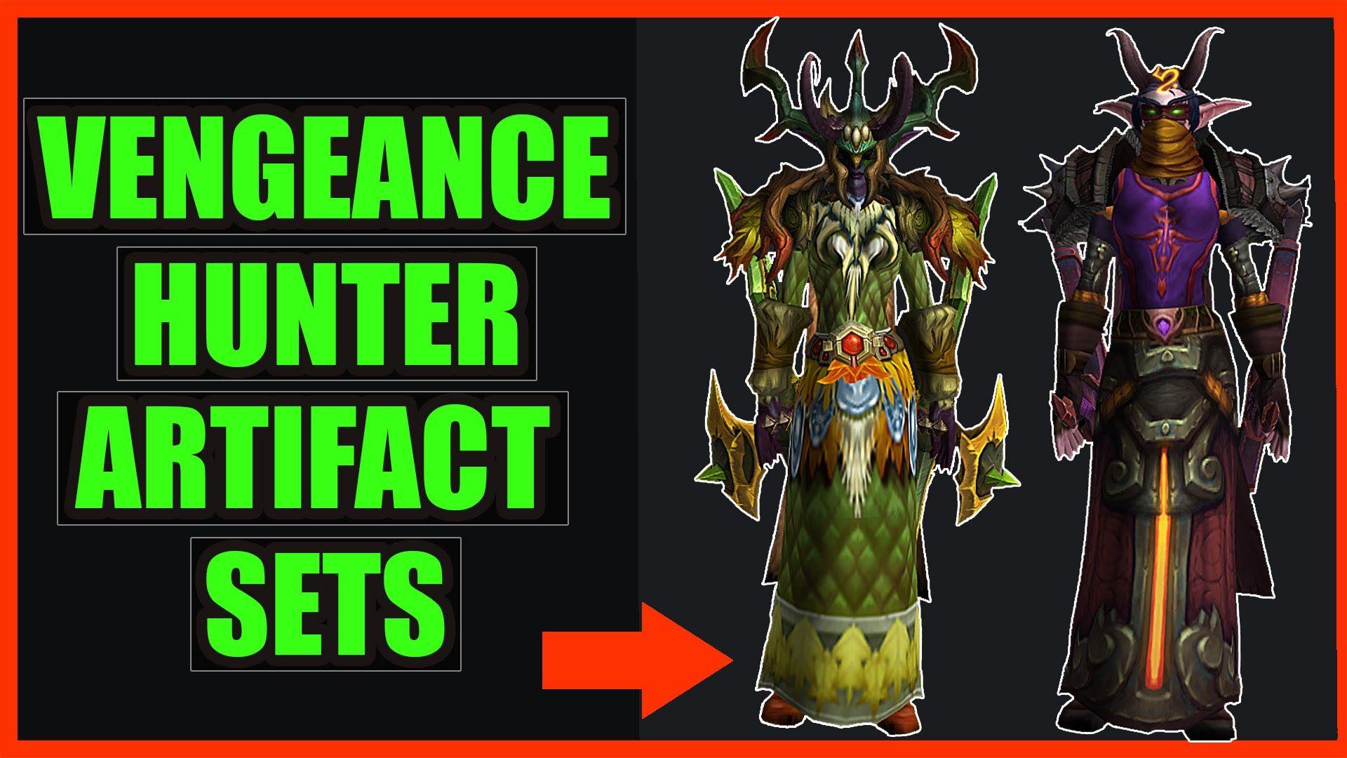 World of warcraft demon hunter transmog