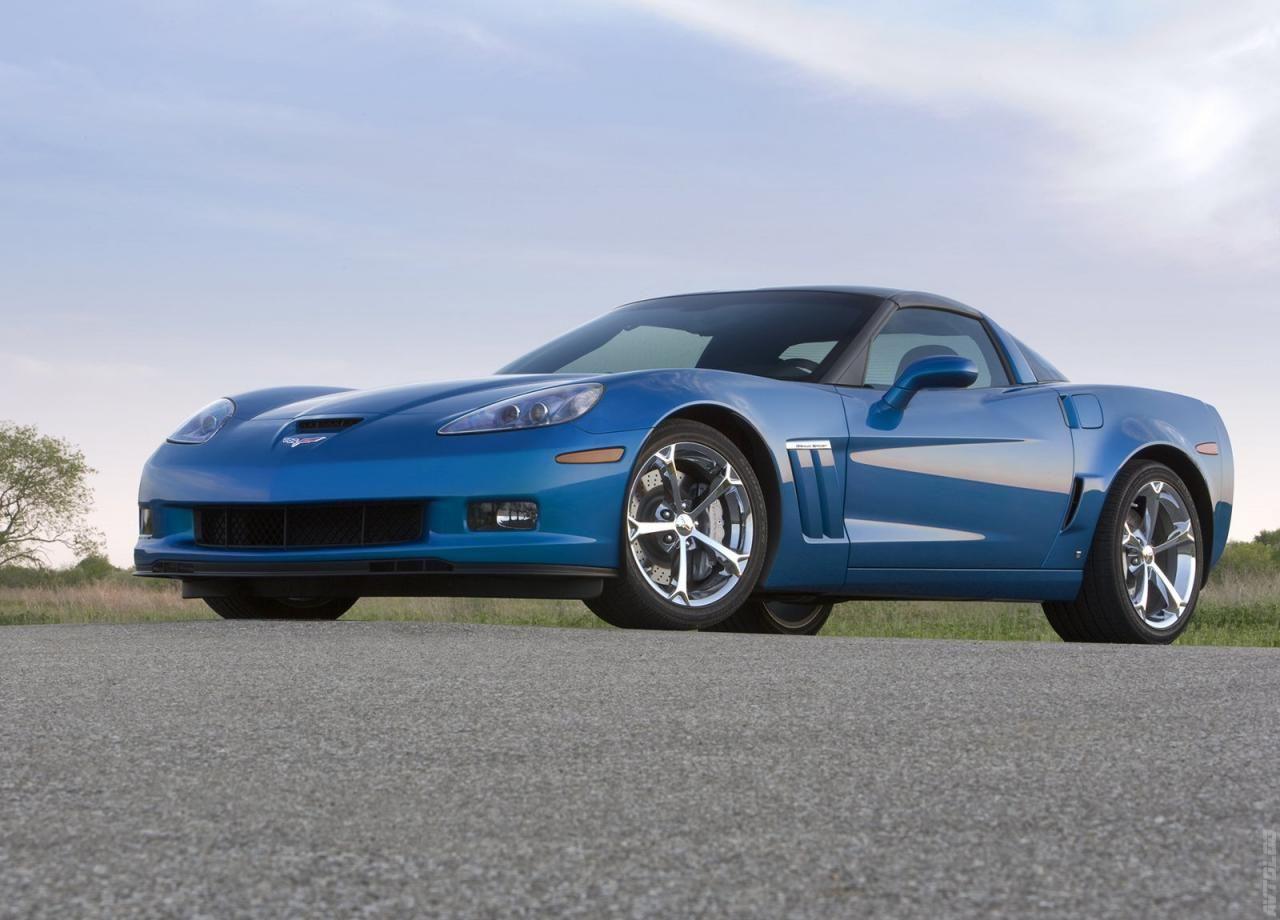 Каталог › 2010 Chevrolet Corvette Grand Sport Corvette
