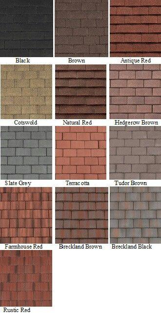 Redland Roof Tiles Redland Roof Tiles Roof Tiles Concrete Color