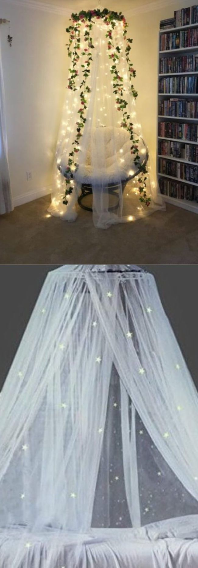 26+ Awesome DIY Fairy Light Decor Ideas For Your House For ...