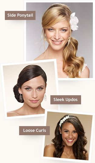 Try Different Hairstyles Amusing Wedding Virtual Hairstyle Toolupload Your Picture And Try On