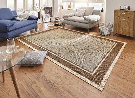 Flachgewebe Teppich Hanse Home Classy Braun in 2018 Braune