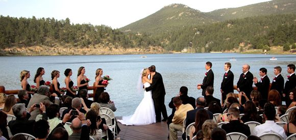 Evergreen Lake House -- weddings brochure here: http://pubs ...