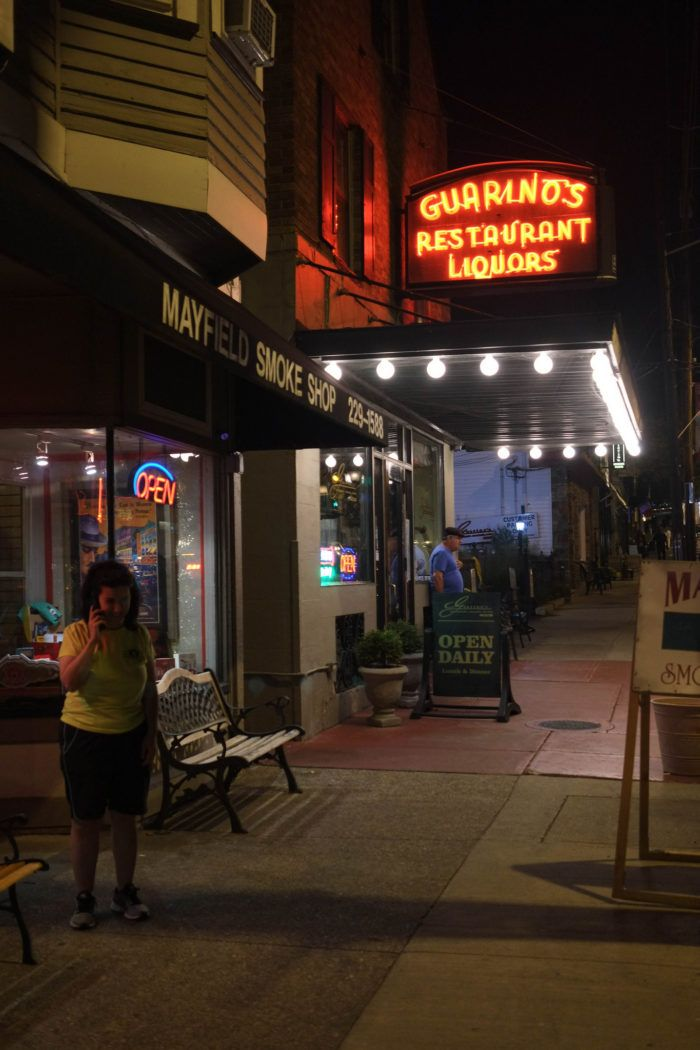 Guarino S Restaurant Cleveland Little Italy