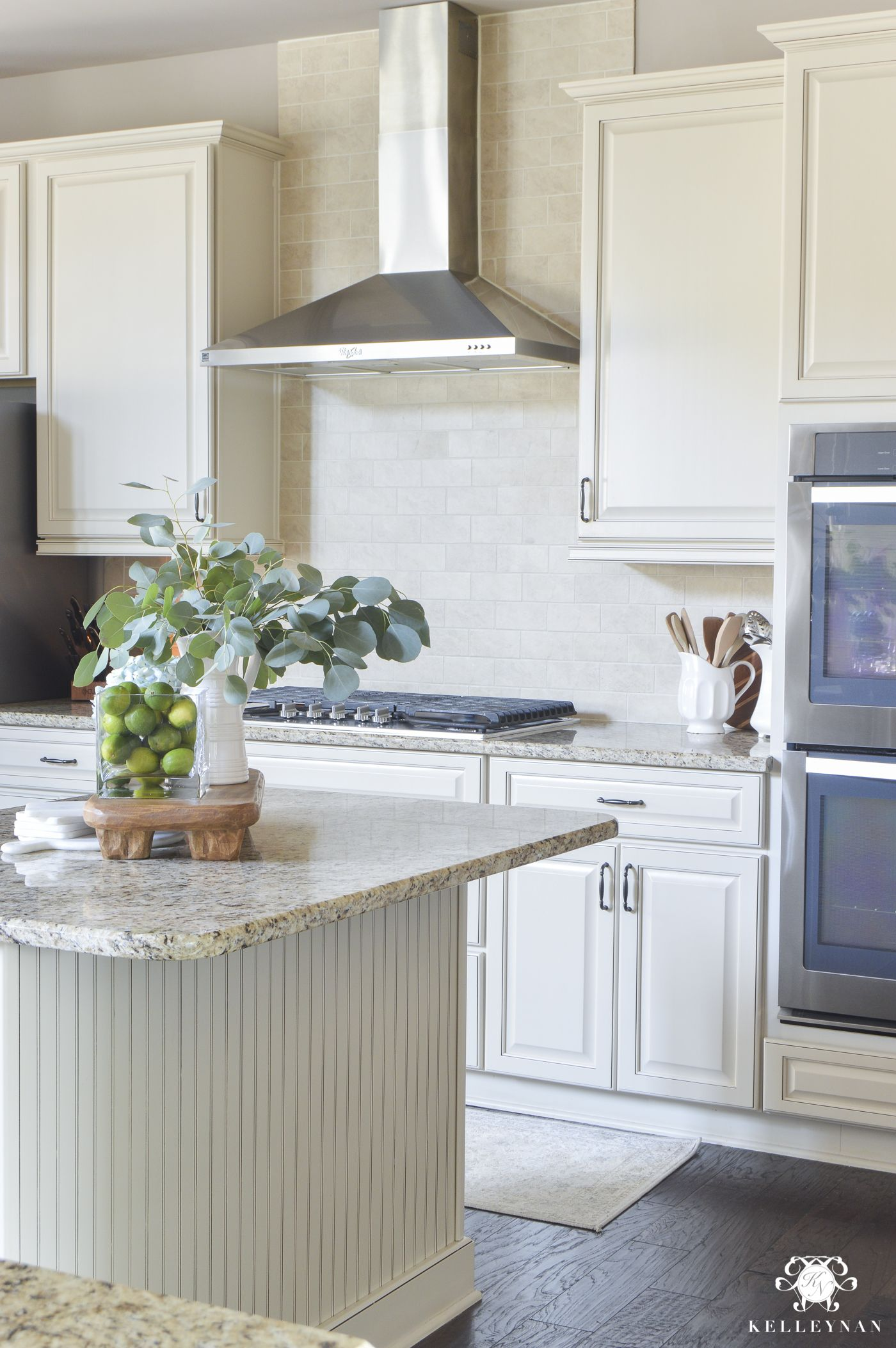 Kitchens For Less Kitchen Chair With Arms Three Ways To Bring Spring The Than 10 Kelley Nan