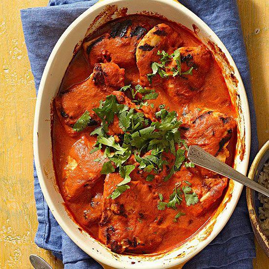 Easy exotic recipes for dinner