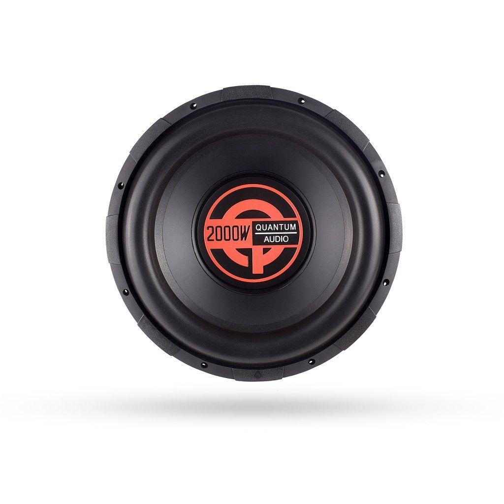 Q2000 10d Quantum Audio Subwoofer Car Audio Subwoofers Db Drive