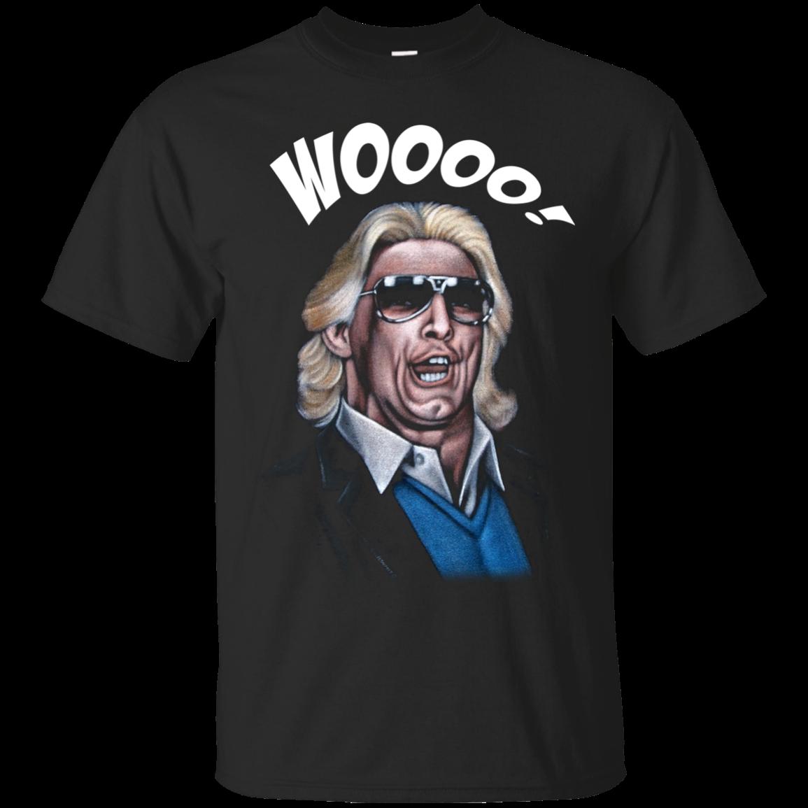 Ric Flair T Shirts Woooo Hoodies Sweatshirts Ugly Christmas