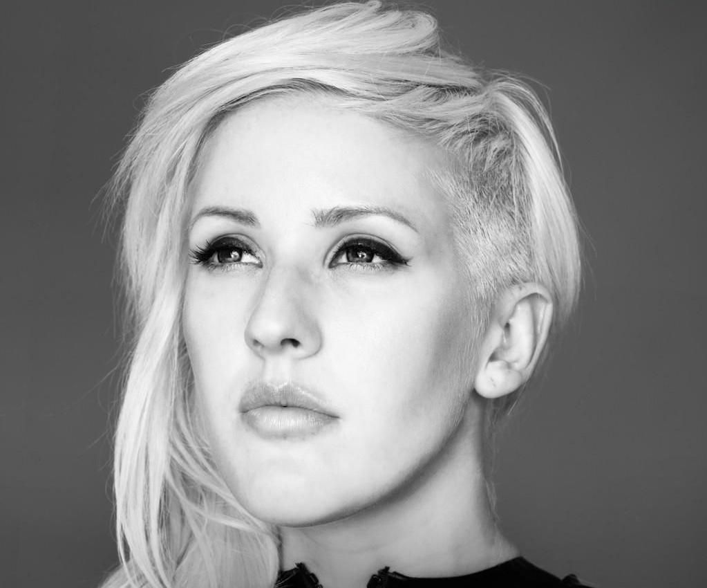 ellie goulding unveils official artwork for new single 'figure 8