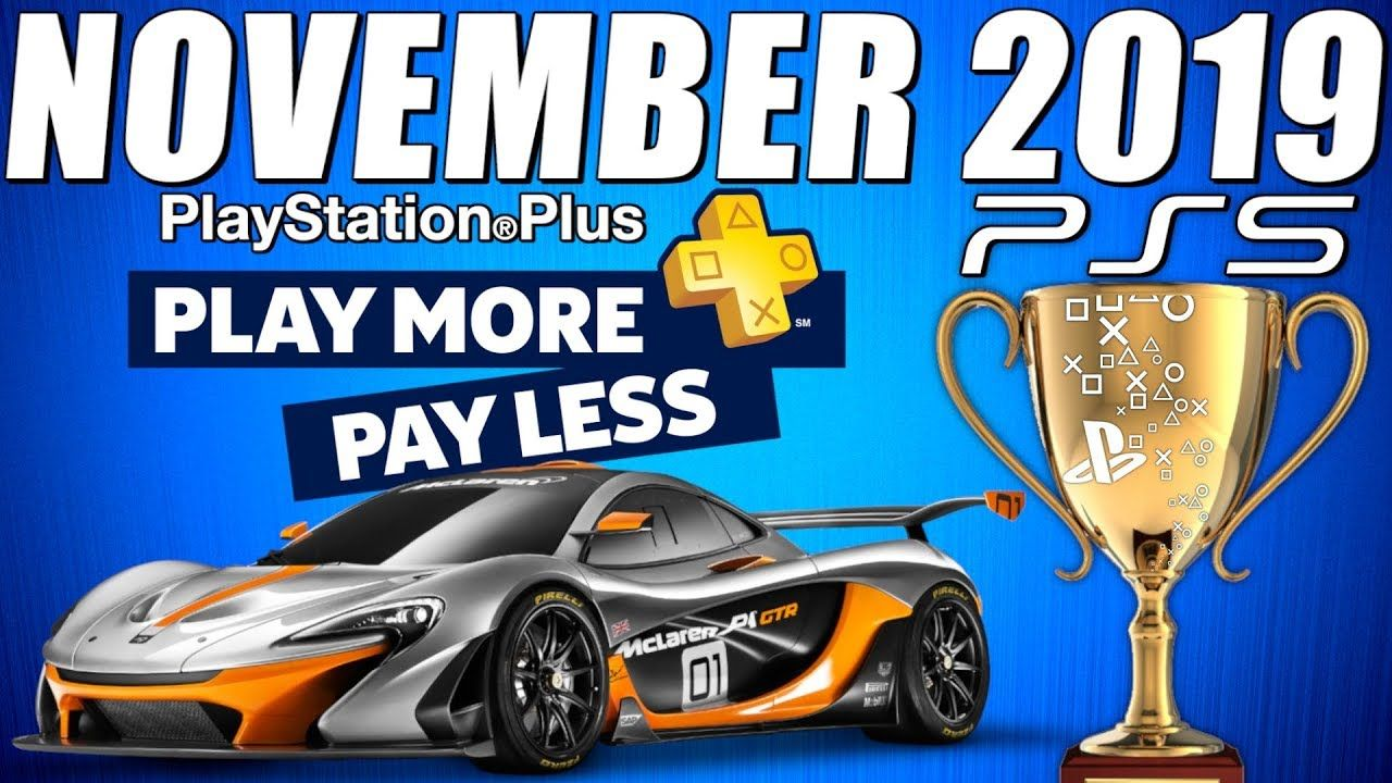 PS5 News PS PLUS Games Update 7 FREE Games PS4 GAMES