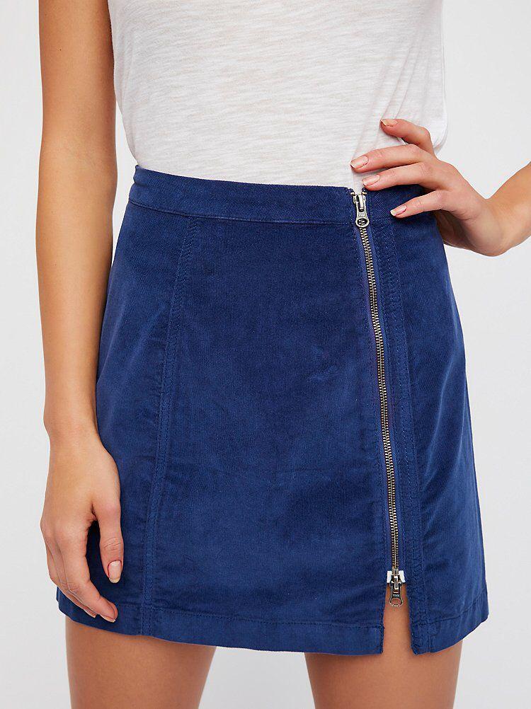 e3a184b63b This Way Or That Cord Mini Skirt | Fall 17' Style Guide | Mini ...