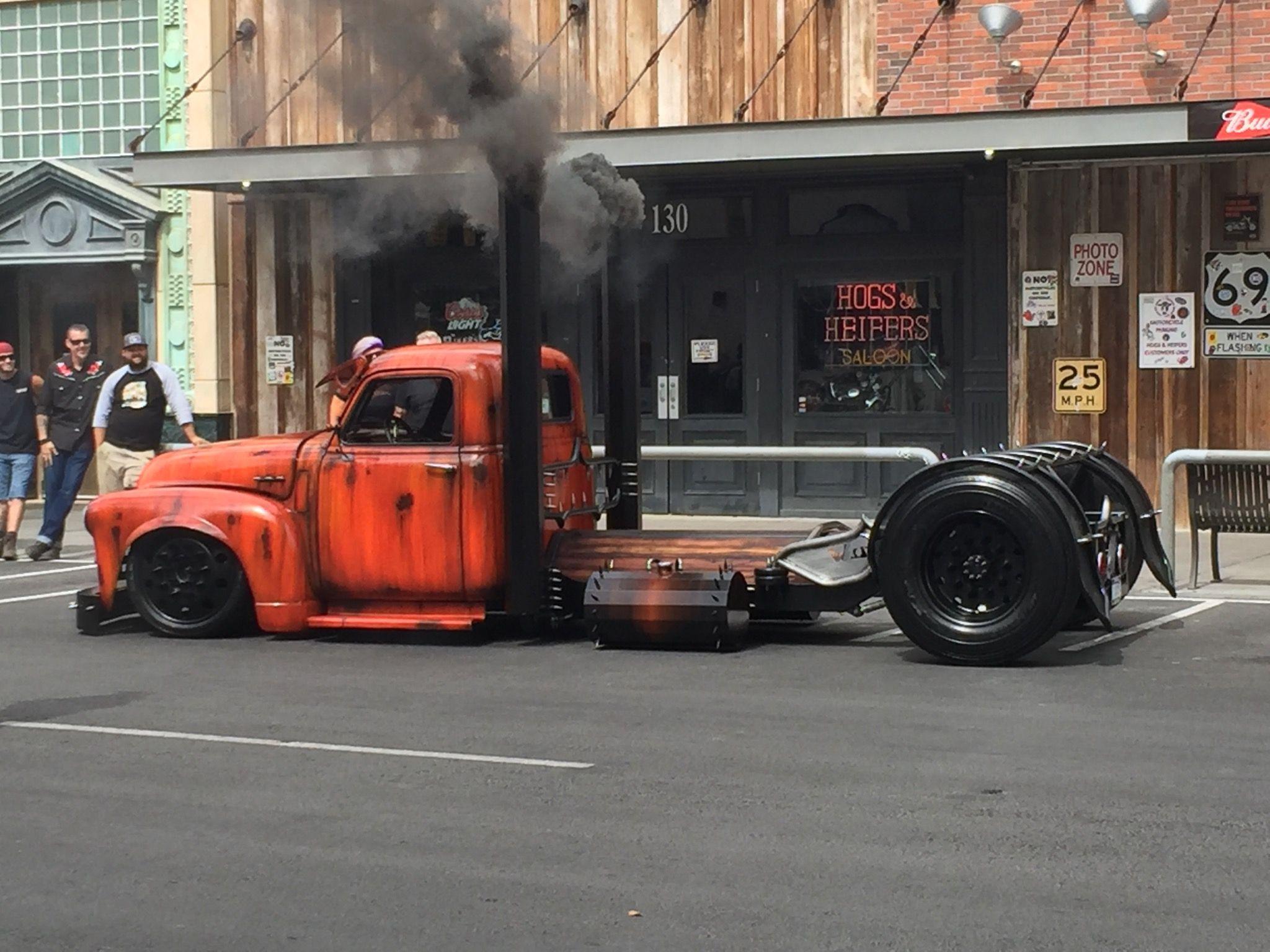 Welder Up Rat Rod Trucks Rats