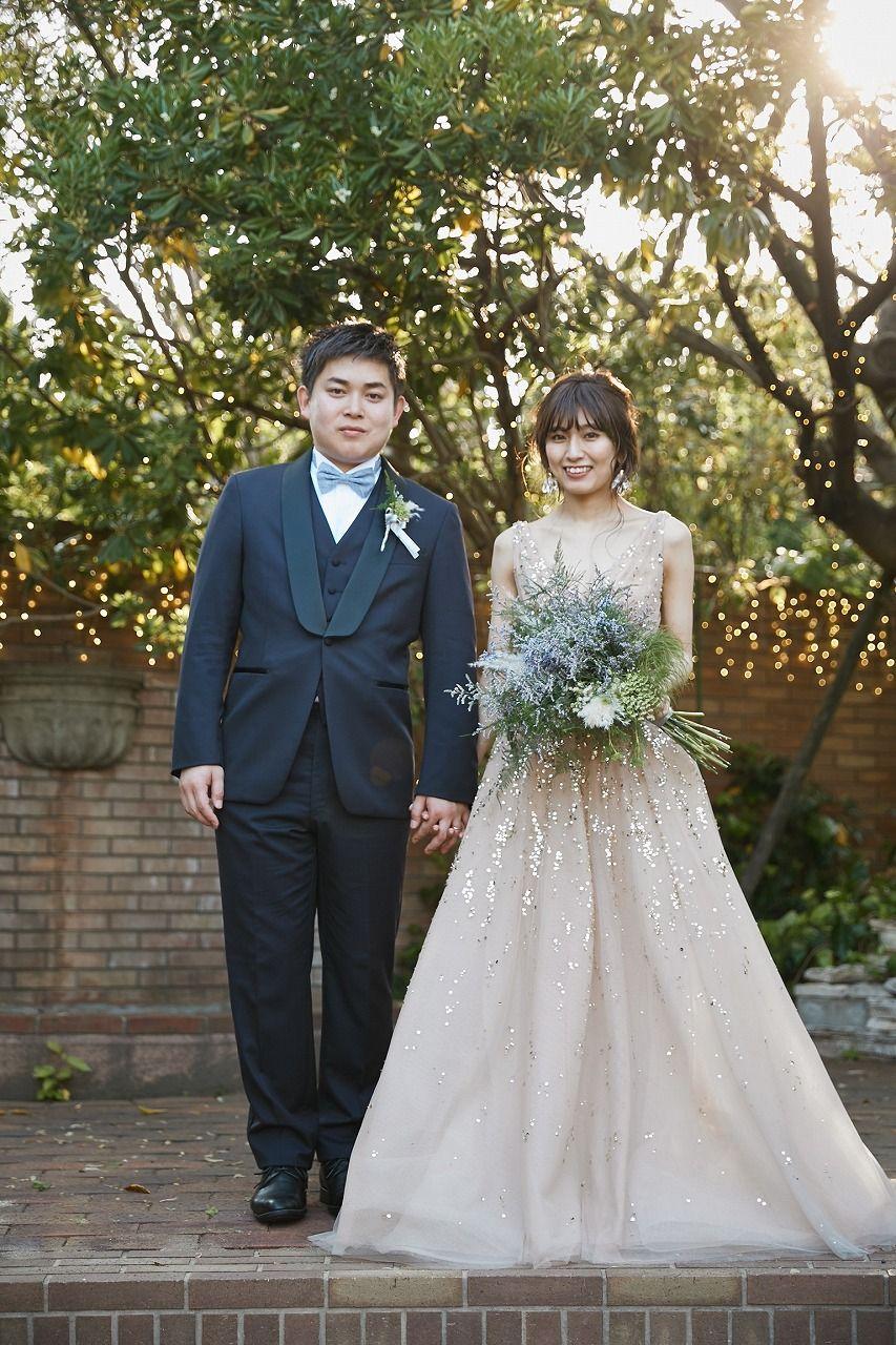 式 色直し ドレス お 結婚