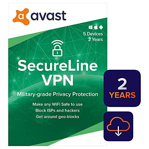 Avg Technologies Avast Secureline Vpn 2020 Technology Of Software And Hardware 2020 Technologies True Online Antivirus Security Software