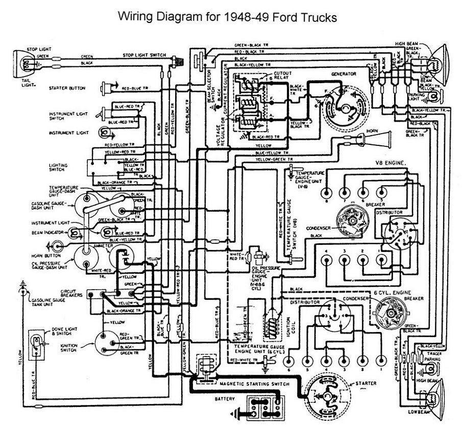 Name: Wiring Diagram 1948-49 Truck.jpgViews: 40958Size ...