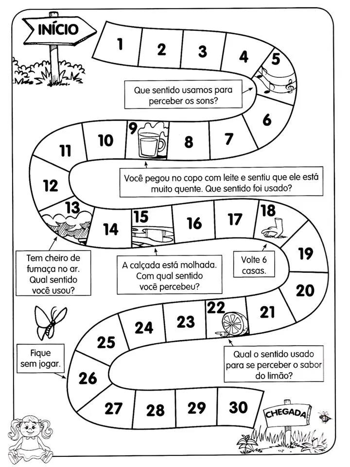 40 Atividades Sentidos Educacao Infantil E Maternal Para Imprimir Online Cursos Gratuitos Jogos Matematicos Educacao Infantil Jogos Educacao Infantil Educacao Infantil