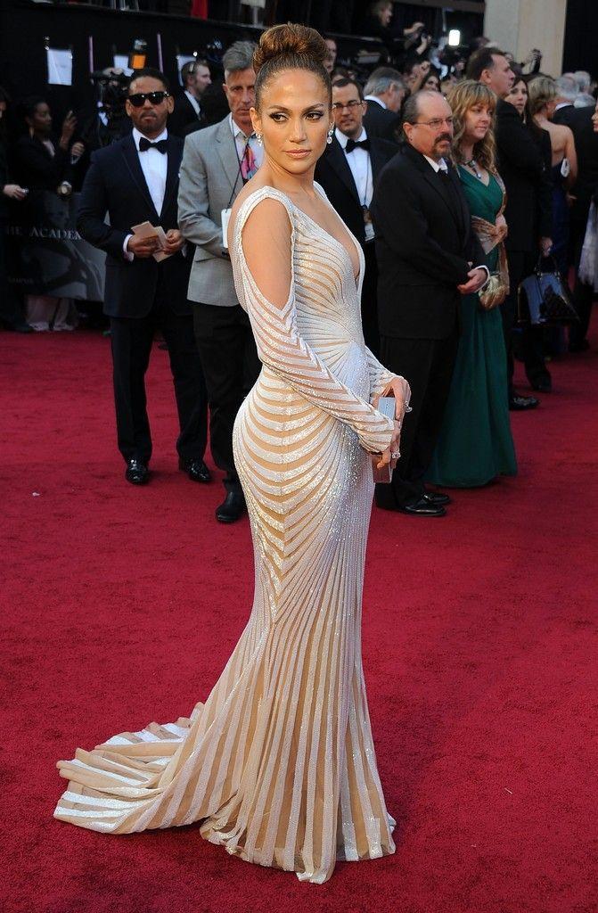 More Pics of Jennifer Lopez Evening Dress | Jennifer lopez, Dress ...