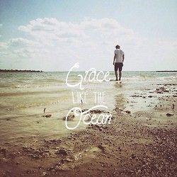 grace like the ocean