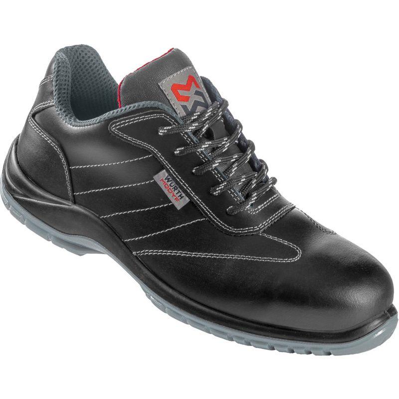 W/ÜRTH MODYF Chaussures de s/écurit/é S3 Service Basses Noires