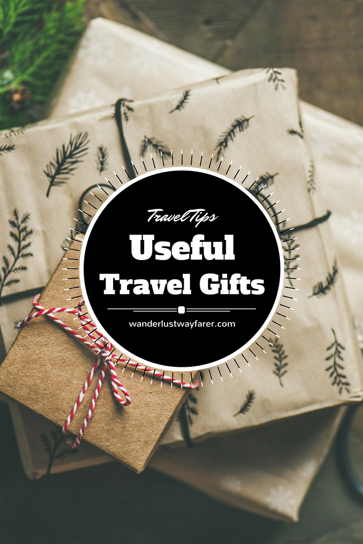 9 Useful Travel Gifts for the Traveler on Your Shopping List ...