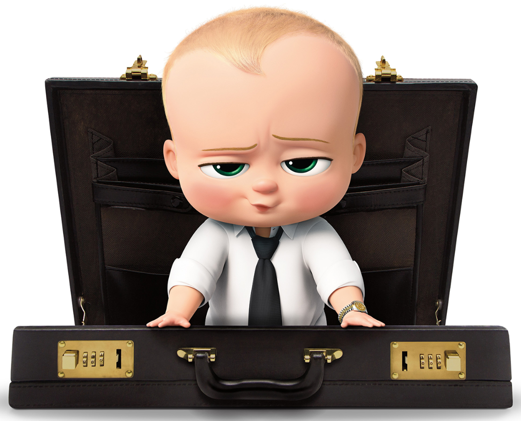 The Boss Baby Clipart Transparent 17 1054 X 852