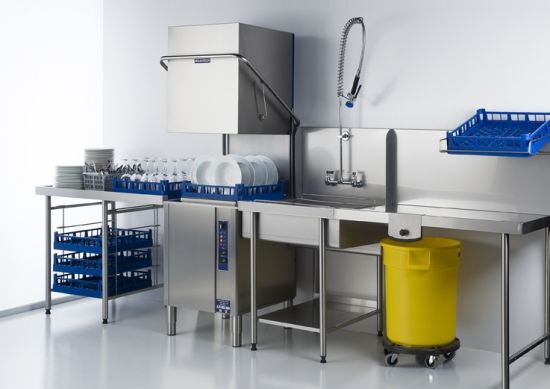 Commercial Dishwashing Layout Google Search Commercial Kitchen