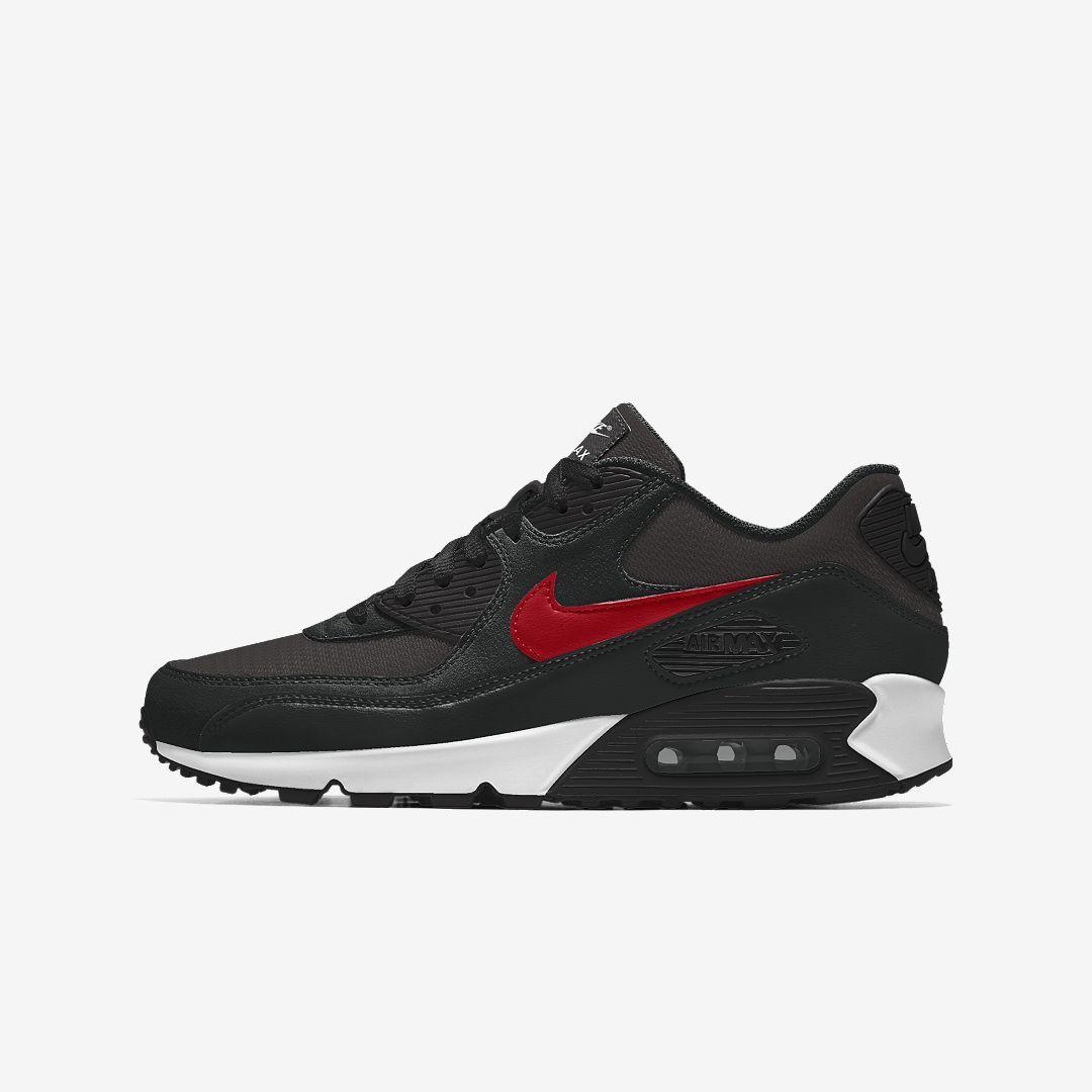 Nike Air Max 90 iD Men's Shoe Size | Nike air max, Nike air