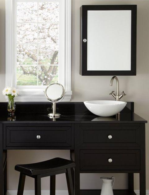 40++ 72 inch bathroom vanity with makeup area best