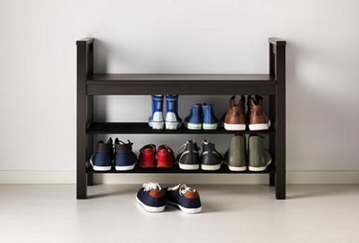 Zapateros De Ikea Para Tener Tus Zapatos En Orden Unacasabonita Ikea Armarios Ikea Decoracion De Muebles