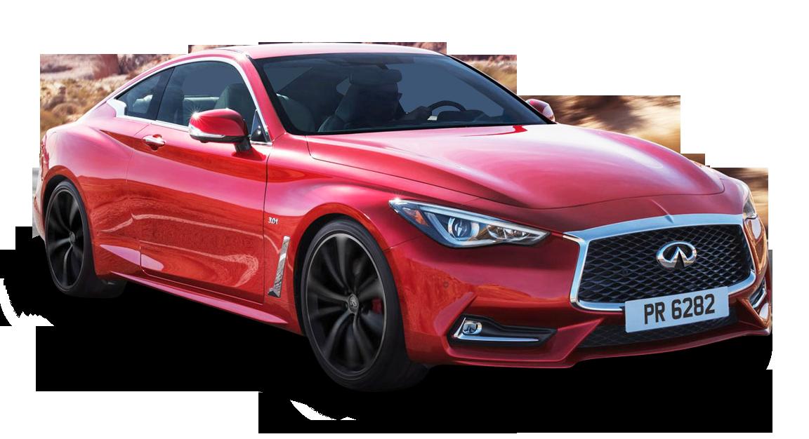 Red Infiniti Q60 Car Png Image Car Infiniti Red